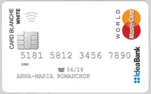 Назва картки