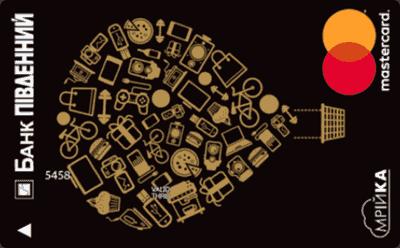 Кредитная карта «Мрийка»