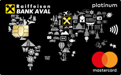 Кредитна картка «Platinum Mastercard»