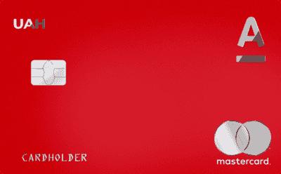 Кредитна картка «Red Cash»