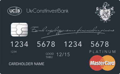 Кредитная карта «Платинум Премиум +»