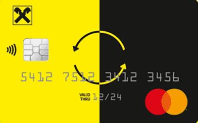 Кредитна картка  «2 кешбеки»
