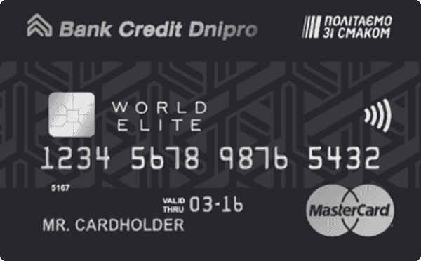 Кредитная карта «Freecard elite»