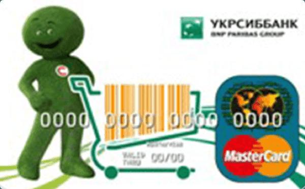 Кредитная карта «Шопинг карта Восемьдесят»