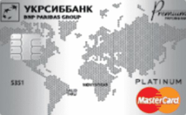 Кредитная карта «Platinum не ЗКП»