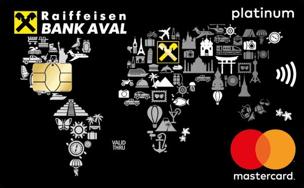 Кредитная карта «Platinum Mastercard»
