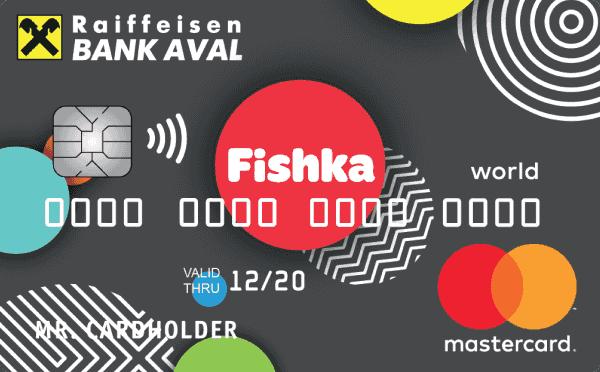 Кредитна картка «Fishback»
