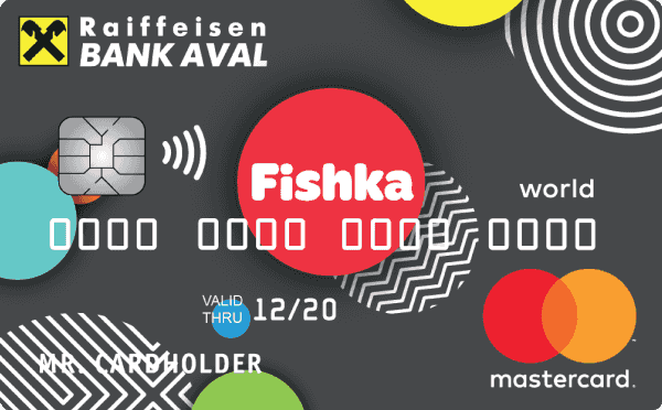Кредитная карта «Fishback»