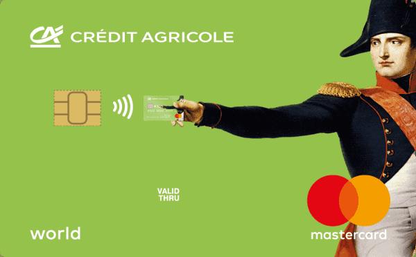 Кредитна картка «Наполеон»