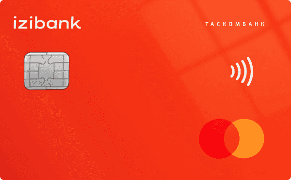 Кредитная карта «izibank»