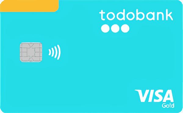 Кредитна картка «todobank»