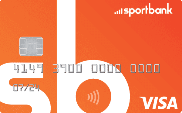 Кредитна картка «Sportbank»