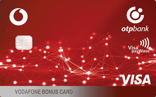 Кредитная карта «Vodafone Bonus Card»