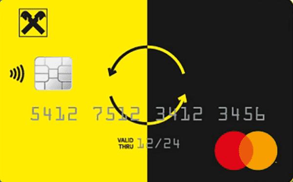 Кредитная карта  «2 кешбэка»
